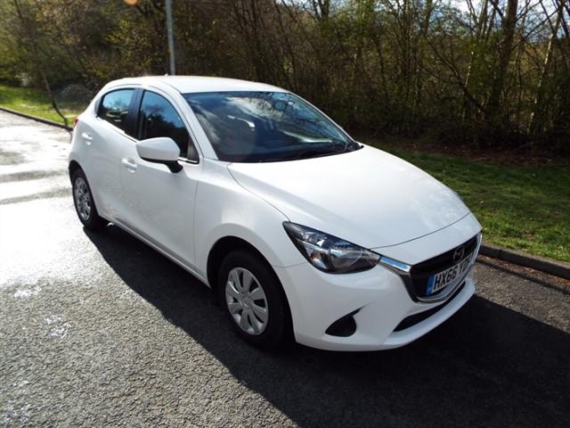 used Mazda Mazda2 SE in lancashire