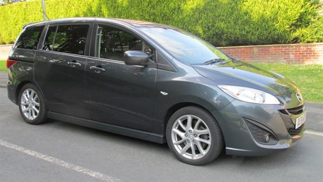 used Mazda Mazda5 SPORT in lancashire