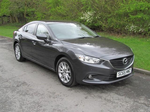 used Mazda Mazda6 D SE-L NAV in lancashire