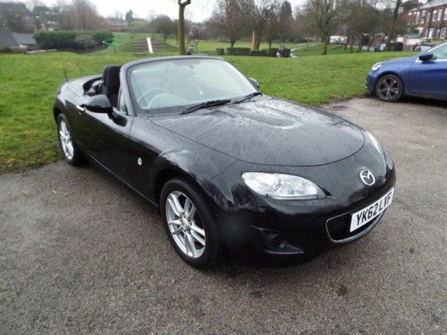 used Mazda MX-5 I ROADSTER SE in lancashire
