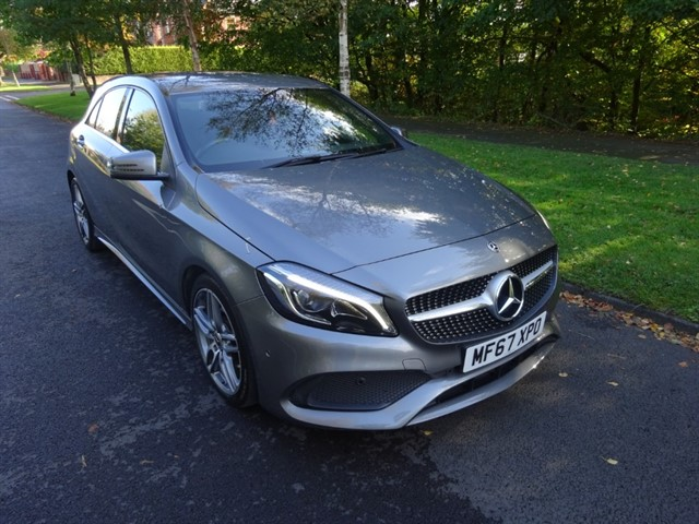 used Mercedes 200 A  D AMG LINE PREMIUM in lancashire