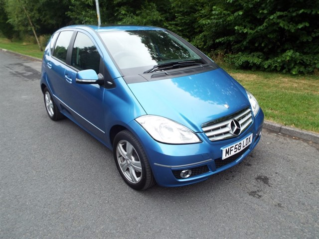 used Mercedes A150 AVANTGARDE SE in lancashire
