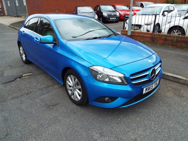 used Mercedes A180 CDI ECO SE in lancashire