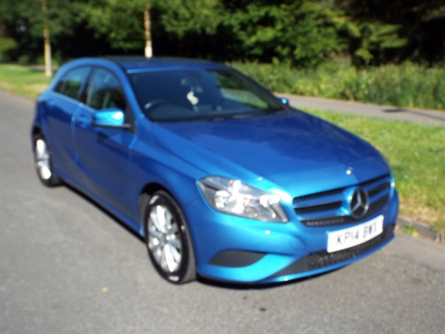 used Mercedes A180 CDI BLUEEFFICIENCY SE in lancashire
