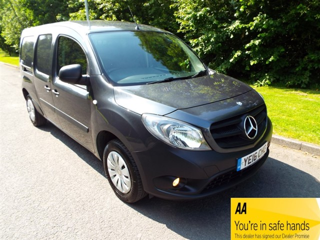 used Mercedes Citan 111 CDI in lancashire