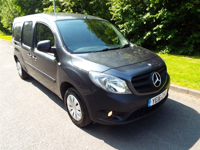used Mercedes Citan 111 CDI in lancashire