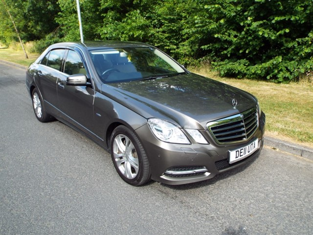 used Mercedes E350 CDI BLUEEFFICIENCY AVANTGARDE in lancashire