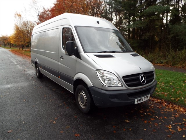 used Mercedes Sprinter 313 CDI in lancashire