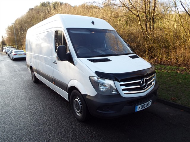 used Mercedes Sprinter 314CDI in lancashire