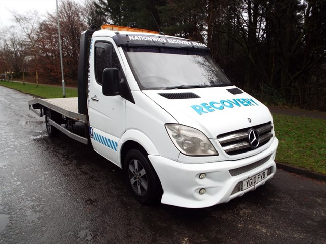 used Mercedes Sprinter 310 CDI in lancashire