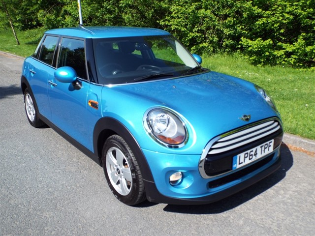 used MINI Cooper COOPER D in lancashire