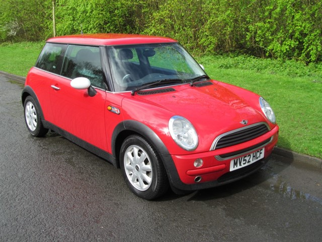 used MINI One MINI Hatch 1.6 One 3dr in lancashire