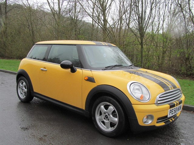used MINI One ONE in lancashire
