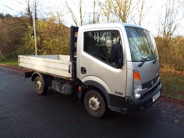 used Nissan Cabstar 34.11 SWB SHR PU 110 in lancashire