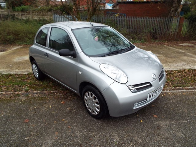 used Nissan Micra INITIA in lancashire