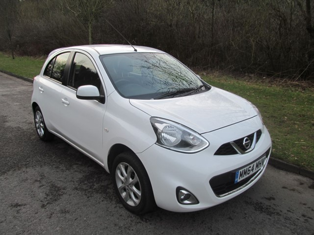used Nissan Micra Acenta 5dr in lancashire