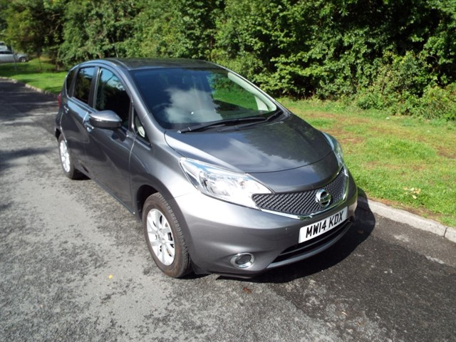 used Nissan Note ACENTA in lancashire