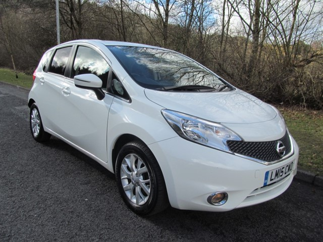 used Nissan Note DCI ACENTA in lancashire