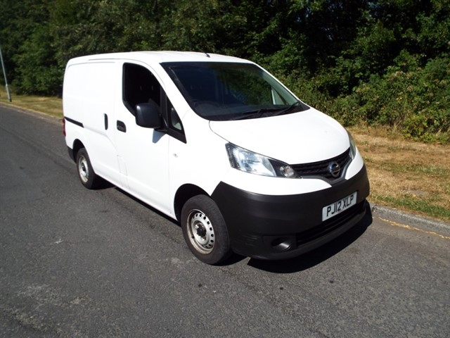 used Nissan NV200 DCI SE in lancashire
