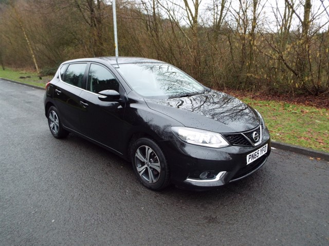 used Nissan Pulsar VISIA DCI in lancashire