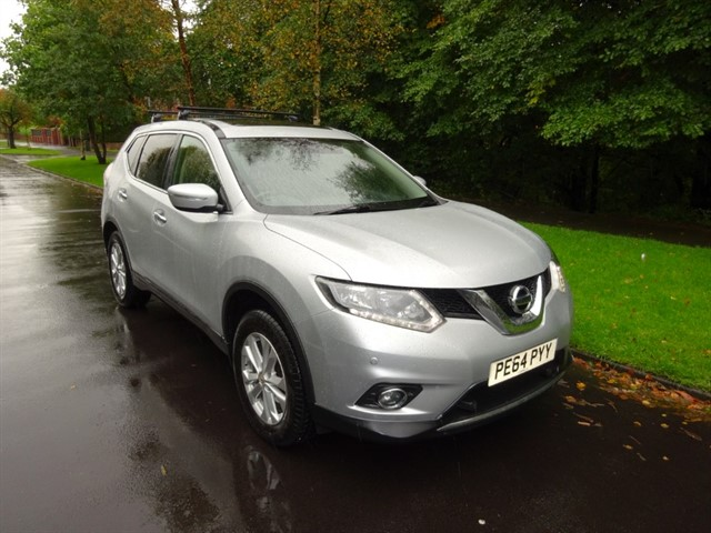 used Nissan X-Trail DCI ACENTA in lancashire