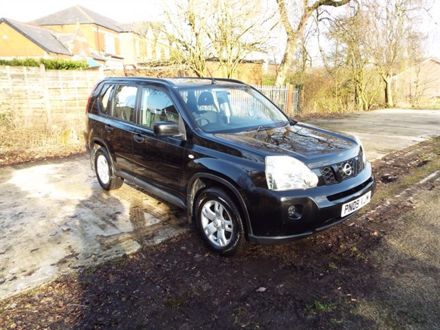 used Nissan X-Trail SPORT in lancashire