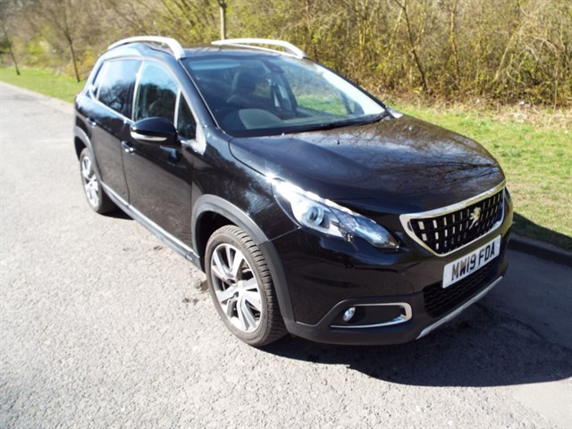 used Peugeot 2008 BLUEHDI ALLURE PREMIUM in lancashire