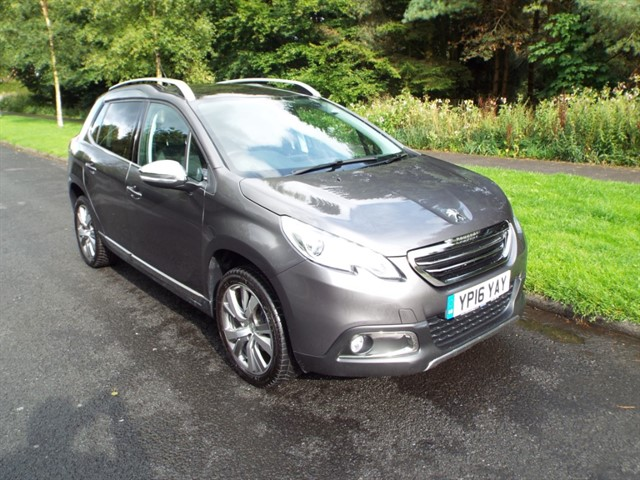 used Peugeot 2008 BLUE HDI S/S FELINE MISTRAL in lancashire