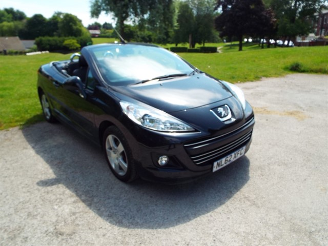 used Peugeot 207 CC ACTIVE in lancashire