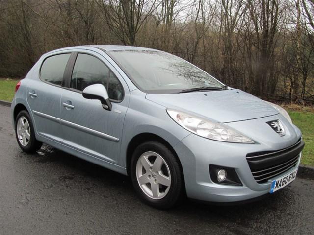 used Peugeot 207 MILLESIM in lancashire