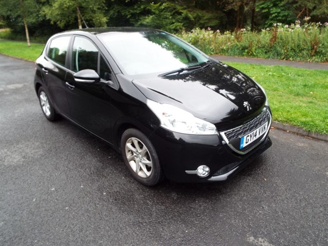 used Peugeot 208 ACTIVE in lancashire