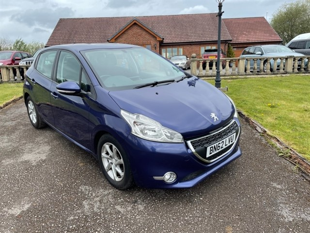 used Peugeot 208 HDI ACTIVE in lancashire