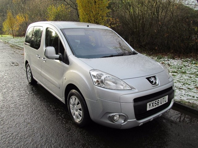 used Peugeot Partner Tepee HDi Tepee S 5dr in lancashire