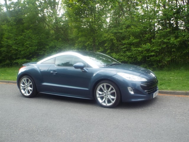 used Peugeot RCZ THP GT in lancashire