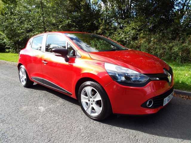 used Renault Clio EXPRESSION PLUS ENERGY DCI S/S in lancashire