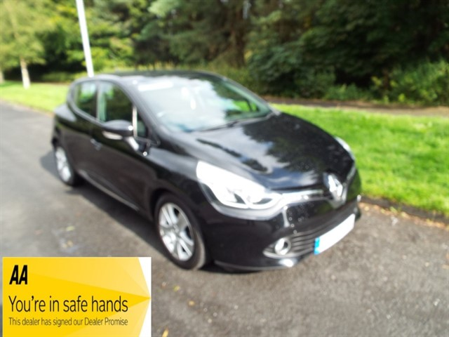 used Renault Clio DYNAMIQUE MEDIANAV ENERGY DCI S/S in lancashire