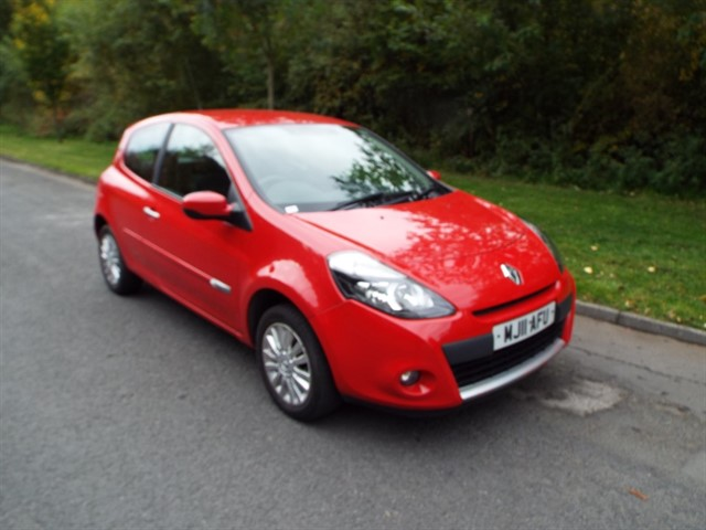used Renault Clio I-MUSIC in lancashire
