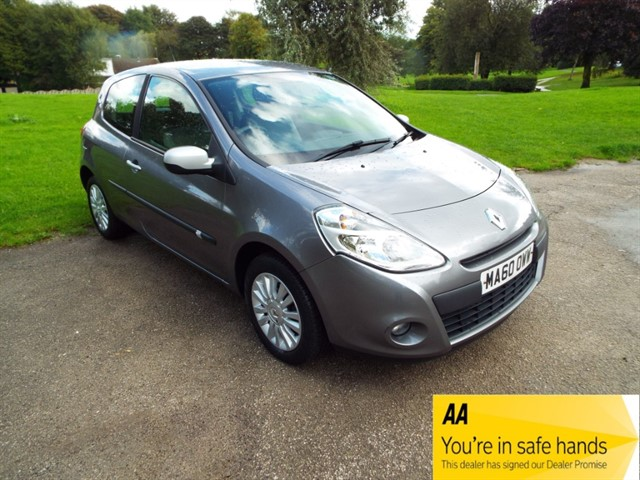 used Renault Clio I-MUSIC TCE in lancashire