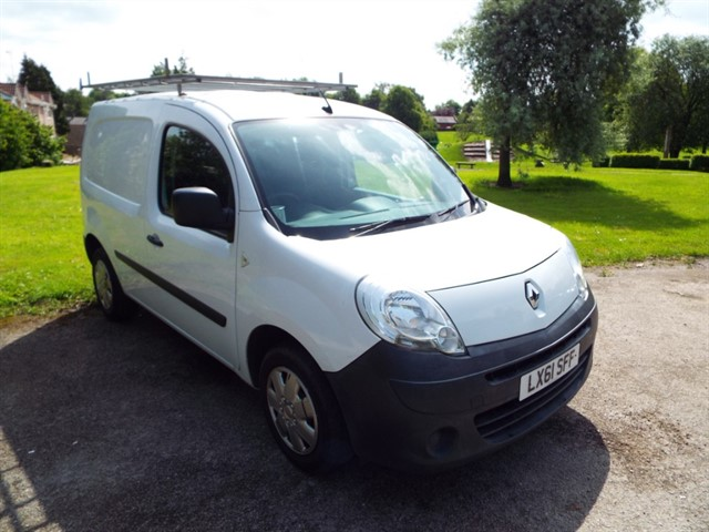 used Renault Kangoo ML19 DCI in lancashire