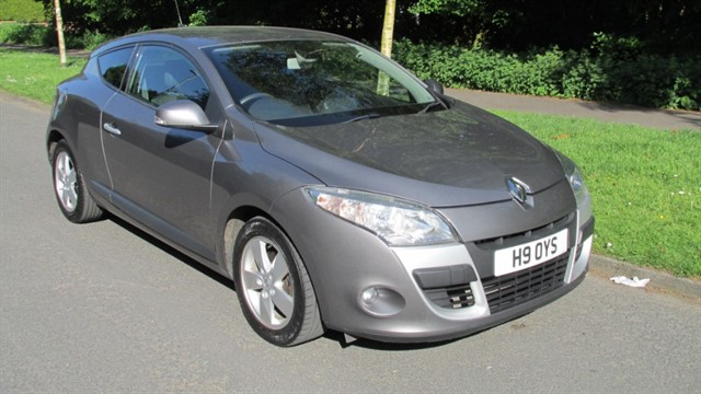 used Renault Megane DYNAMIQUE TOMTOM DCI in lancashire