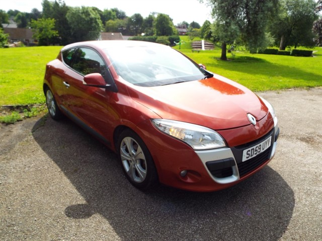 used Renault Megane DYNAMIQUE DCI in lancashire