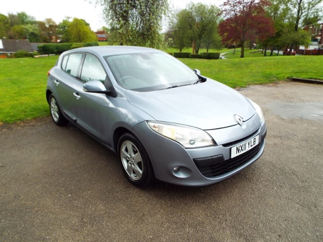 used Renault Megane DYNAMIQUE TOMTOM DCI ECO in lancashire