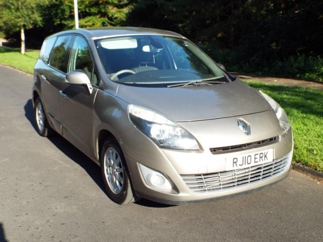 used Renault Scenic GRAND PRIVILEGE TOMTOM DCI in lancashire