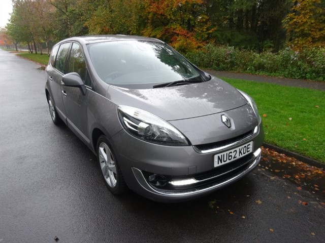 used Renault Scenic GRAND DYNAMIQUE TOMTOM VVT in lancashire