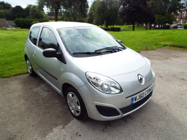 used Renault Twingo EXPRESSION in lancashire