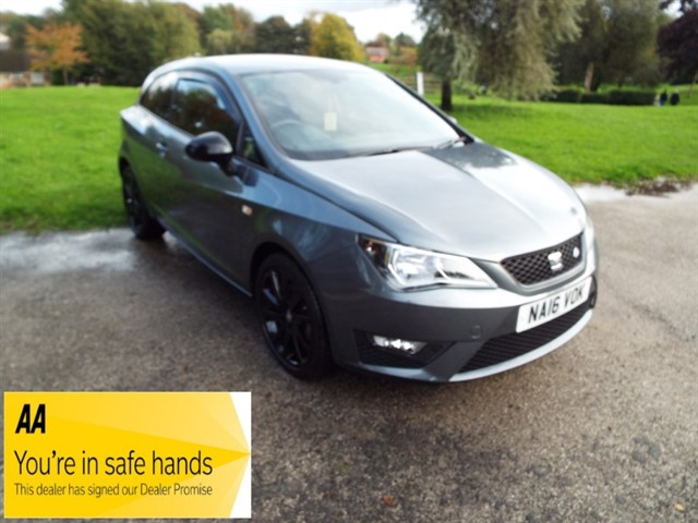 used SEAT Ibiza TSI FR TECHNOLOGY in lancashire