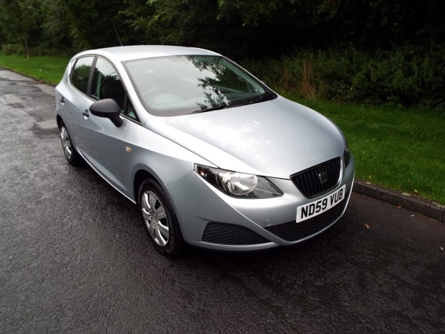 used SEAT Ibiza S A/C in lancashire