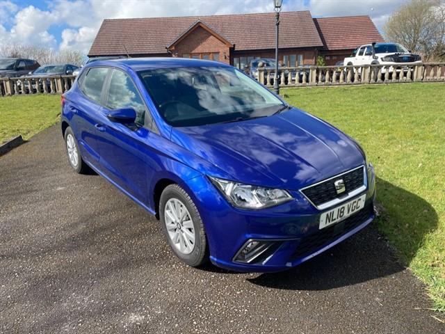 used SEAT Ibiza MPI SE TECHNOLOGY in lancashire