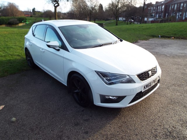 used SEAT Leon TSI FR TECHNOLOGY in lancashire