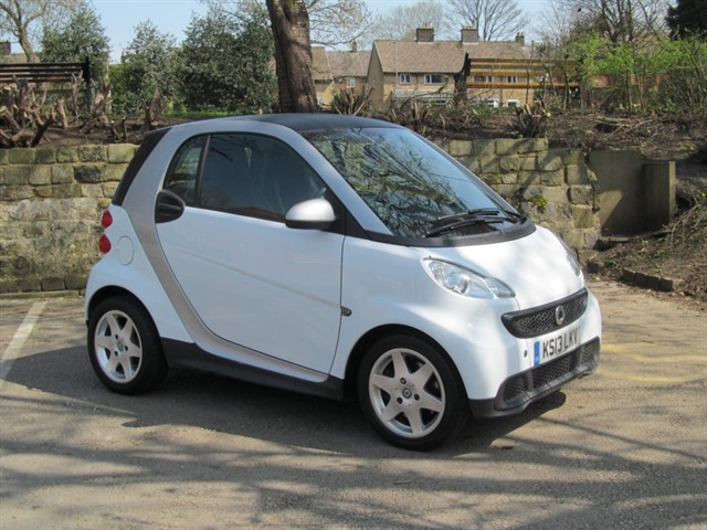 used Smart Car Fortwo Coupe PURE MHD in lancashire
